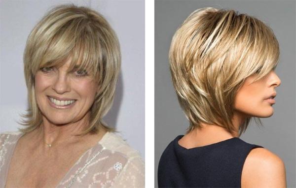 Стильные женские стрижки на средние волосы 2020. Фото, модные тенденции для 30-40-50 лет