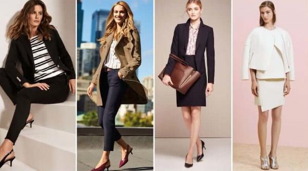 Business casual (бизнес кэжуал) для женщин. Что это такое, фото, стиль, образы