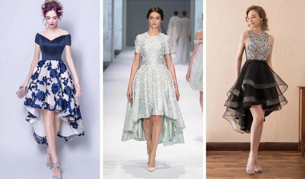 Коктейльные платья 2020 года. Модные тенденции, фото, фасоны для полных женщин, беременных, на свадьбу, выпускной, Новый год