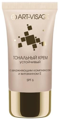 Арт Визаж (Art-Visage) тональный крем устойчивый, увлажняющий, матирующий. Оттенки, цена