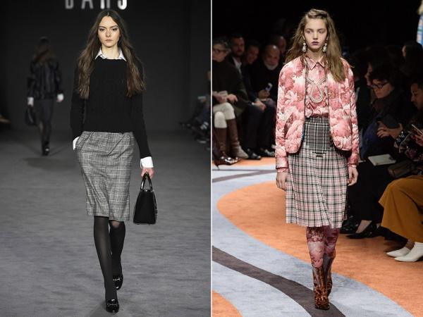Юбки 2020 года. Модные тенденции, фото для полных, худых женщин