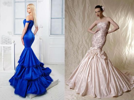 Элегантные платья для девушек. Фото на выпускной, каждый день, свадьбу, работу с открытой спиной, короткие, длинные