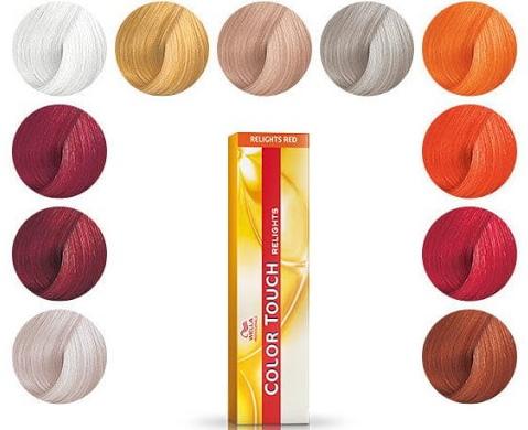 Велла Колор Тач (Wella Color Touch). Отзывы, палитра цветов, инструкция по применению