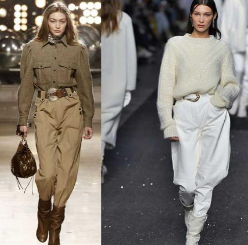 Look (лук). Что это такое в моде, модельном бизнесе, фото 2020