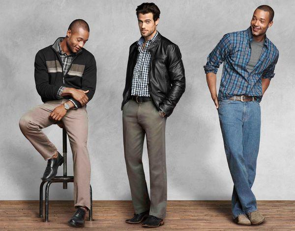Стиль Кэжуал (Casual) в одежде для женщин, мужчин. Фото