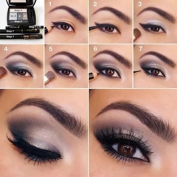 Глубоко посаженные глаза. Фото, что означает, как определить, исправить у женщин: макияж, пластика, операция