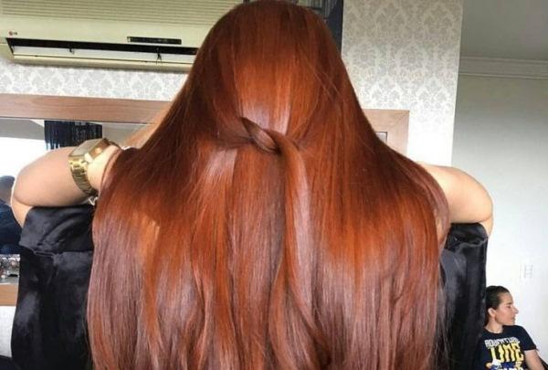 Красные волосы у девушек с карими, зелеными, голубыми глазами. Фото, краски, кому идет
