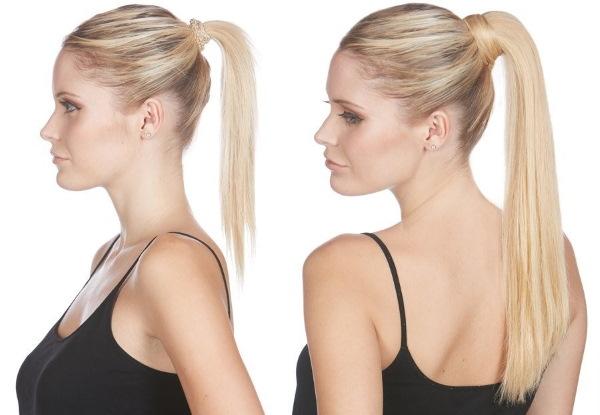 Прически с накладными прядями на короткие волосы на заколках. Фото, как делать