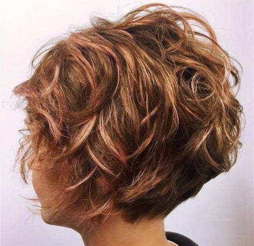 Стрижка Итальянка на короткие волосы с челкой и без. Фото для круглого, овального лица