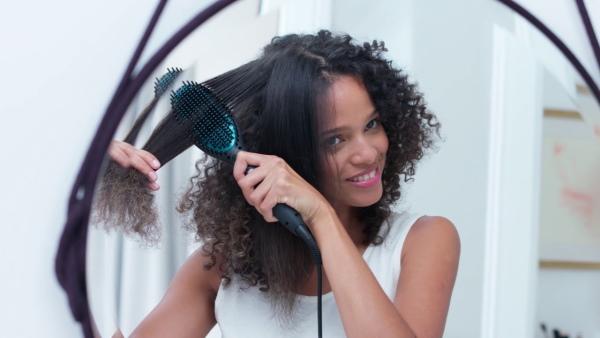 Кудрявые волосы у девушек. Уход, укладка, прически, стрижки, фото