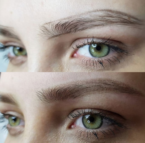 Соболиные брови. Фото до и после, что это такое, как сделать