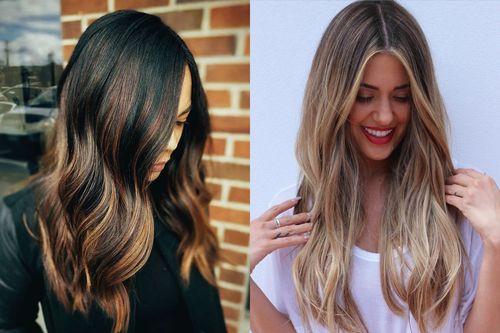Эффект выгоревших волос на русые волосы. Фото до и после, как сделать в домашних условиях