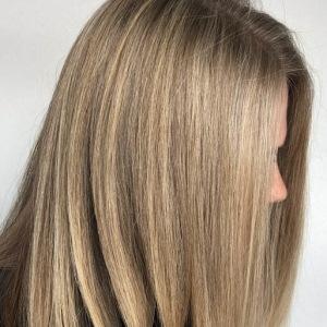 Холодный светло-русый цвет волос. Фото до и после окрашивания, отзывы