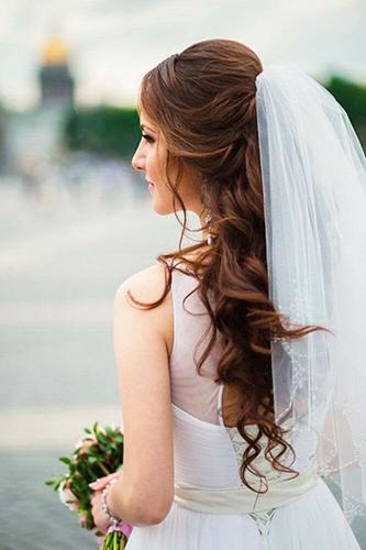 Мальвинка на средние, короткие и длинные волосы. Фото прически