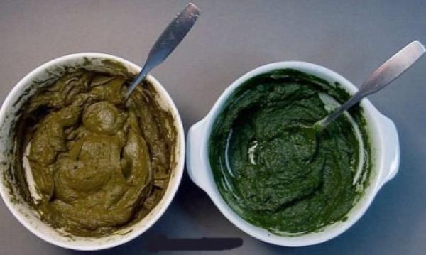 Хна и басма: пропорции и цвет, фото до и после для седых, русых волос
