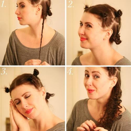 Как высушить волосы без фена быстро за 5-10-15 минут